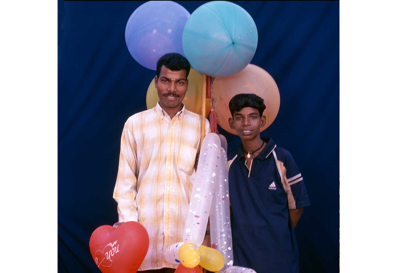 Ravindran and assistant -